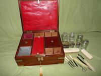 Unusual Georgian Fitted Gentleman's Dressing Box + Accessories.c1815 (17 of 18)