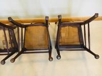 Arts & Crafts, Morris & Co - William Morris, Hampton Court Chairs c.1910-1912 (9 of 22)