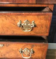 Burr Walnut Chest of Drawers c1890 (11 of 15)