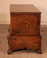 Small English Chest in Oak - 18th Century (7 of 16)
