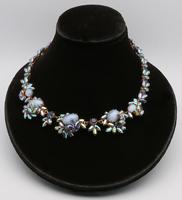Schoffel Earrings & Necklace