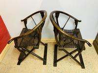 Oriental Folding Armchairs (16 of 19)