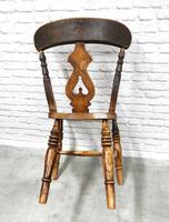Set of 4 Fine Quality Windsor Lyreback Chairs (7 of 7)