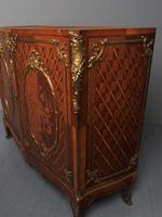 French Victorian Marble Top Commode by G. Durand (7 of 20)
