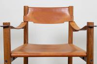 Leather Ibisco Sedie Chairs We Have 2 (3 of 13)