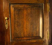Small Georgian Oak Corner Cupboard (2 of 10)
