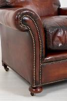 A good pair of victorian leather club chairs (3 of 8)
