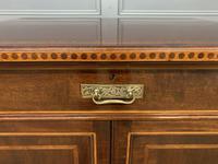 Howard & Sons Inlaid Mahogany Cabinet (4 of 14)