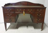 Very  Good Georgian Mahogany Desk (2 of 10)