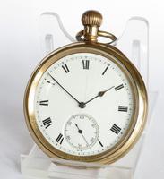 1904 Antique Waltham Duke Pocket Watch