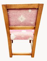Fabulous Set of Eight Cherrywood Dining Chairs (8 of 8)