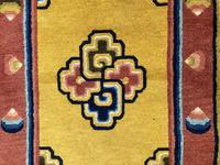 Antique Chinese Ningxia Rug (10 of 10)