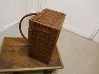 Large Wicker Picnic Basket (4 of 4)