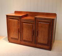 Early 20th Century Golden Oak Sideboard (2 of 10)