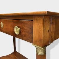 Early 19th Century French Empire Console Table (4 of 13)