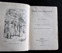1895 Pride & Prejudice by Jane Austen - Charles E Brock Illustrated First Edition (2 of 5)