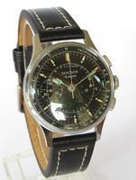 Gents 1960s Sekonda Strela 3017 Cosmonaut Chronograph / Watch (2 of 5)