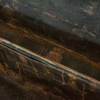 Antique Travel Case, Leather, Salesman's Suitcase, JW Allen, Strand, Edwardian (11 of 12)