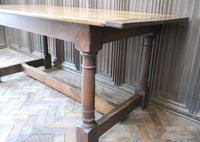 Antique Farmhouse Kitchen Table (6 of 8)