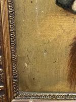 Pair of Scottish 19th Century Oil Paintings Rough Collie Dog Portraits After George Washington Brownlow (28 of 49)