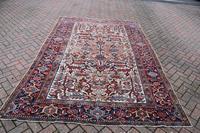 Old Heriz Carpet 309x214cm (7 of 9)
