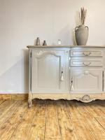 French Antique Style Sideboard / Rococo Vintage Sideboard / French Buffet (4 of 7)