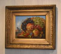 Still life oil painting after Albert Francis King (7 of 8)
