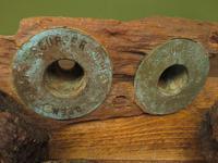 Antique Maritime Ship Deadeye Rigging Blocks & Scupper Ports, Old Wreck Salvage (5 of 13)