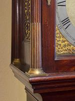 Fine Late 18th Century London Mahogany Longcase Clock by Kenneth Maclennan (4 of 9)