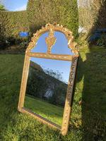 Carved Giltwood Mirror (3 of 4)
