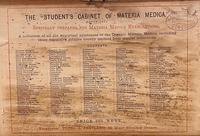 "Victorian ""cabinet Of materia medica"" – complete and totally original specimens. (2 of 6)"