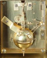 Fine Quality Late Victorian Brass W&H Lantern Mantel Clock (6 of 9)