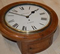 Fusee Dial Wall Clock Reeves of Capel (2 of 4)