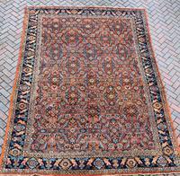 Antique Mahal carpet 369x262cm (7 of 10)