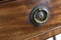 George III Bow Front Side Table (6 of 7)