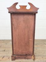 Antique Walnut Blind Panel Cupboard (8 of 8)
