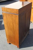1940s Walnut Tallboy with Good Inlay Detailing (3 of 4)