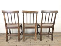 Set of Three 19th Century Farmhouse Chairs (9 of 9)