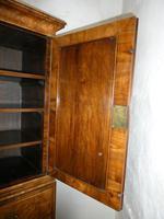 Early 18th Century Burr Walnut Cabinet (3 of 11)