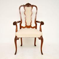 Antique French Kingwood Dining Table & Ten Chairs (9 of 23)