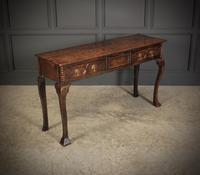 18th Century Oak Hall Table (2 of 12)