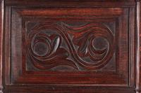 Fantastic 19th Century Antique Carved Oak Dresser (14 of 14)