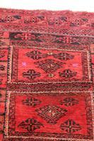 Handmade Persian Baluch Rug (8 of 14)