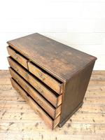 Georgian Antique Oak Chest of Drawers (9 of 10)