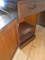 Neat 18th Century Partners Desk (10 of 15)