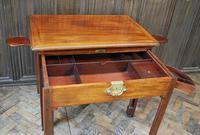 Chippendale Period Artists Table (6 of 11)