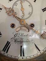 Mahogany Eight Day Victorial Longcase Clock (3 of 11)