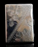 Antique Victorian Silver Card Case, Aesthetic (16 of 16)