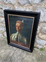 19th C Oil On Canvas Of Octavia Hill's Portrait Of Leonardo Loredan (3 of 6)