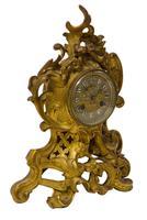 Fine Quality Rococo French Mantel Clock (2 of 8)